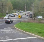Roaring Brook Road to Be Closed to Traffic This Weekend