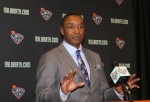 NY Liberty Open Training Camp in Tarrytown, All Eyes on Isiah Thomas