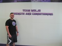 : Putnam Valley resident John Moljo is the owner of Team Moljo Strength and Conditioning. Photo credit: Neal Rentz