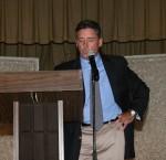 Pat Duffy Says Goodbye at Stepinac Baseball Awards Dinner