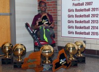 Ossining's Jalay Knowles was a three-sport star and clear-cut choice for Northern Westchester-Putnam Female Athlete of the Year