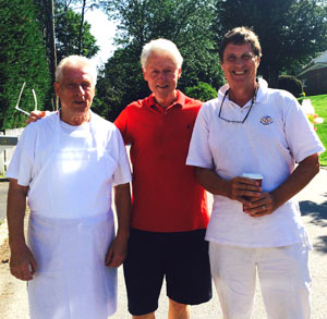 Chappaqua deli leads way in golf outing for wounded Bill clinton address chappaqua