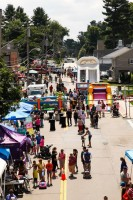 The second annual Mount Pleasant Day is slated for Aug. 16. Shown above is a photo of last year's event.