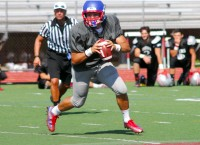 Carmel QB Joey Rodriguez enters his fourth season on the varsity scene.