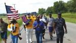 Chappaqua Rabbi Walks in Commemoration of Civil Rights March