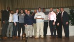 The Final Bow: Stepinac's Football Awards Dinner
