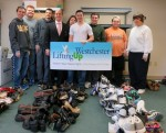 White Plains Foot Surgeon Supports Local Shoe Drive for 8th year