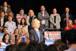 Clinton Vows to Fight for New Yorkers at SUNY Purchase Rally