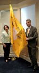 Centennial Happenings: Woman's Club Donated First Flag of the City of White Plains