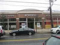 Modell's Sporting Goods is scheduled to open at the site of a former Borders store before Sept. 1 on East Main Street in Mount Kisco. Photo credit: Neal Rentz