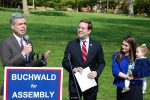 Buchwald Announces Run for Third Term in State Assembly