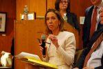 Paulin Defends Aid-in-Dying Bill in Heated Scarsdale Debate