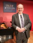 All the World's a Stage for New Music Conservatory of Westchester Dean