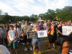 Hundreds Gather in Peekskill for Vigil to Remember Orlando Victims