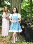 'The Wizard of Oz' Touches Down at Westmoreland Sanctuary