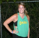 Lauren O'Connor Keeping Rec Softball a Competitive and Fun Activity
