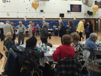 A senior prom held by Mahopac Student Athletic Council (SAC) for local senior citizens.