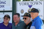 Yorktown Marks Purple Heart Designation with New Signs