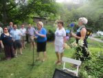 Hillary's Chappaqua Friends Celebrate Historic Nomination