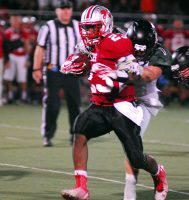 Somers senior RB Messiah Horne is among the best backs in Section 1 this season.