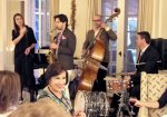 White Plains Woman's Club Jazz for the Gardens Fundraiser a Big Hit