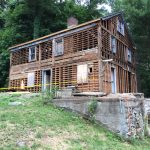 Historic Reynolds House Being Rebuilt in Town of Somers
