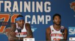 NY Knicks Media Day Comes to Ritz-Carlton, White Plains