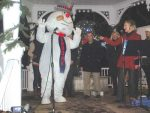 Armonk Gets Ready for Return of Frosty the Snowman This Sunday