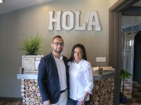 : Cortlandt resident Claudia Villeda and Peekskill resident Mike Guerra recently opened Yuka's Latin Fusion restaurant in Croton. Photo credit: Neal Rentz