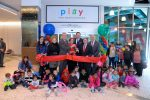 Play Area & Contemporary Tech Lounge Open at The Westchester