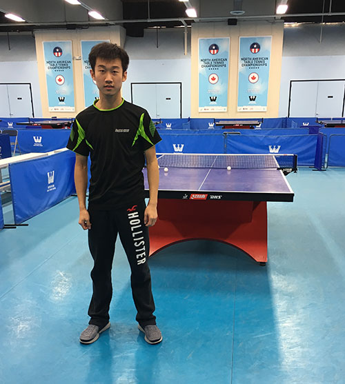 P\'ville Table Tennis Prodigy Sets Sights on College, Olympics | The ...
