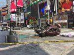 Buchanan Trustee Witness Again to Turmoil in Times Square