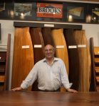 Richard Brooks, Cabinet and Furnituremaker, Katonah