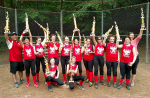 Reds Crowned as Champs