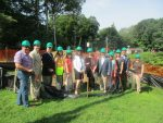 New Castle Celebrates Start of Downtown Chappaqua Infrastructure Work