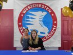 Olympic Skater Provides Westchester Kids With the Golden Touch