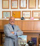 White Plains Neurologist Receives Prestigious Award for Leading Edge Work