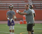 Tigers Football Opens 2017 Training Camp