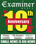 10th Anniversary Examiner Media, 9/12/17