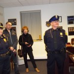 White Plains Promotes Two Auxiliary Officers