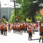 The Mount Kisco Fire Department Ancient Fife and Drum Corp