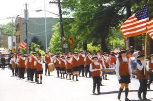Mount Kisco Fire Department Parade