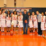 Former Knick and NBA Head Coach Scott Brooks Visits the Lady Tigers Practice