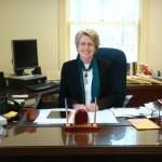Chappaqua Superintendent of Schools Dr. Lyn McKay