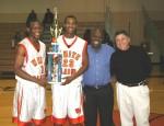 Two Tigers Make NCAA Tournament