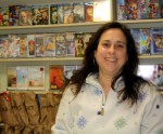 Know Your Neighbor: Andrea Capulli, Video Store Owner, Pleasantville