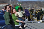 Green was the color of the day, as the 35th annual Northern Westchester & Putnam St. Patrick's Parade was held in Mahopac on Sunday, March 11.