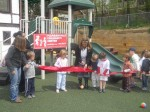 Pleasantville Children's Center playground