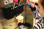 Self serve frozen yogurt is becoming a popular treat in Yorktown now that Twist is open