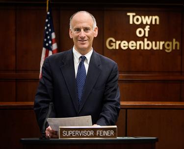 Supervisor Paul Feiner